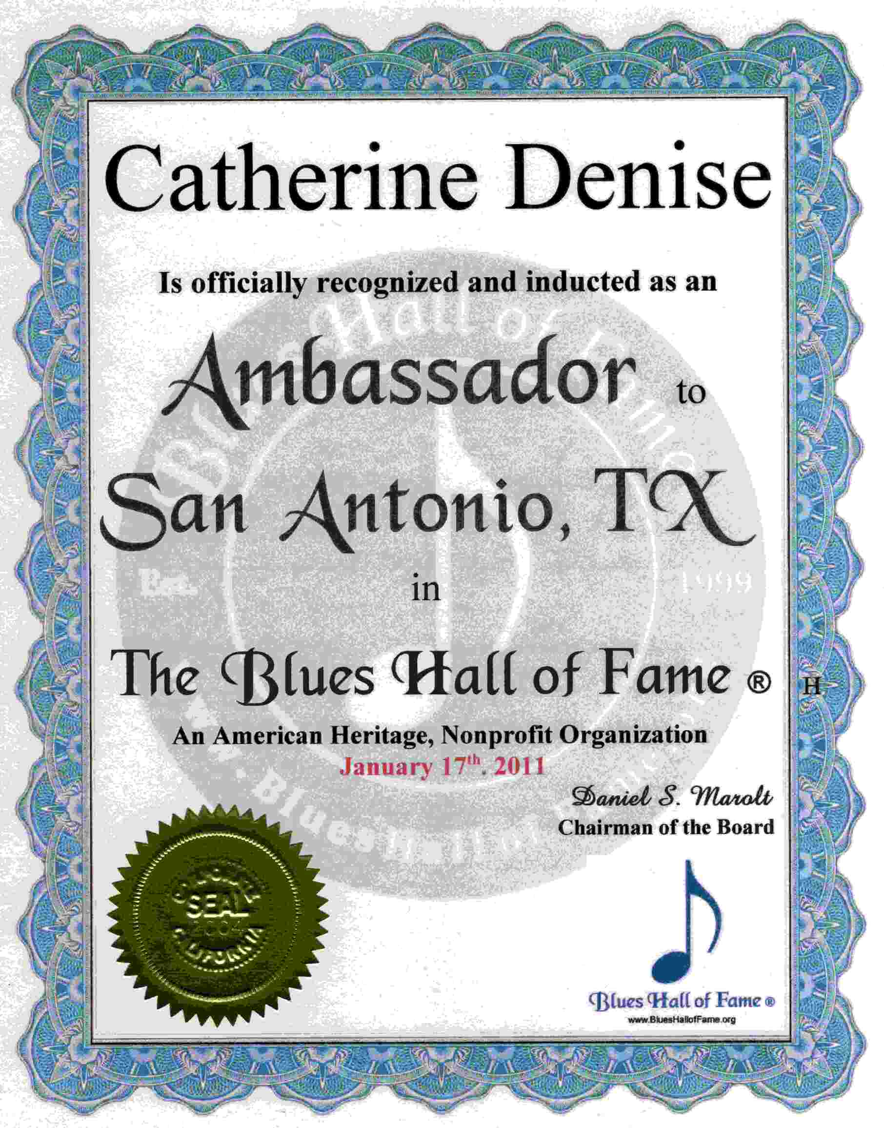 Texas Blues Hall Of Fame 174 Inducted Blues Artists
