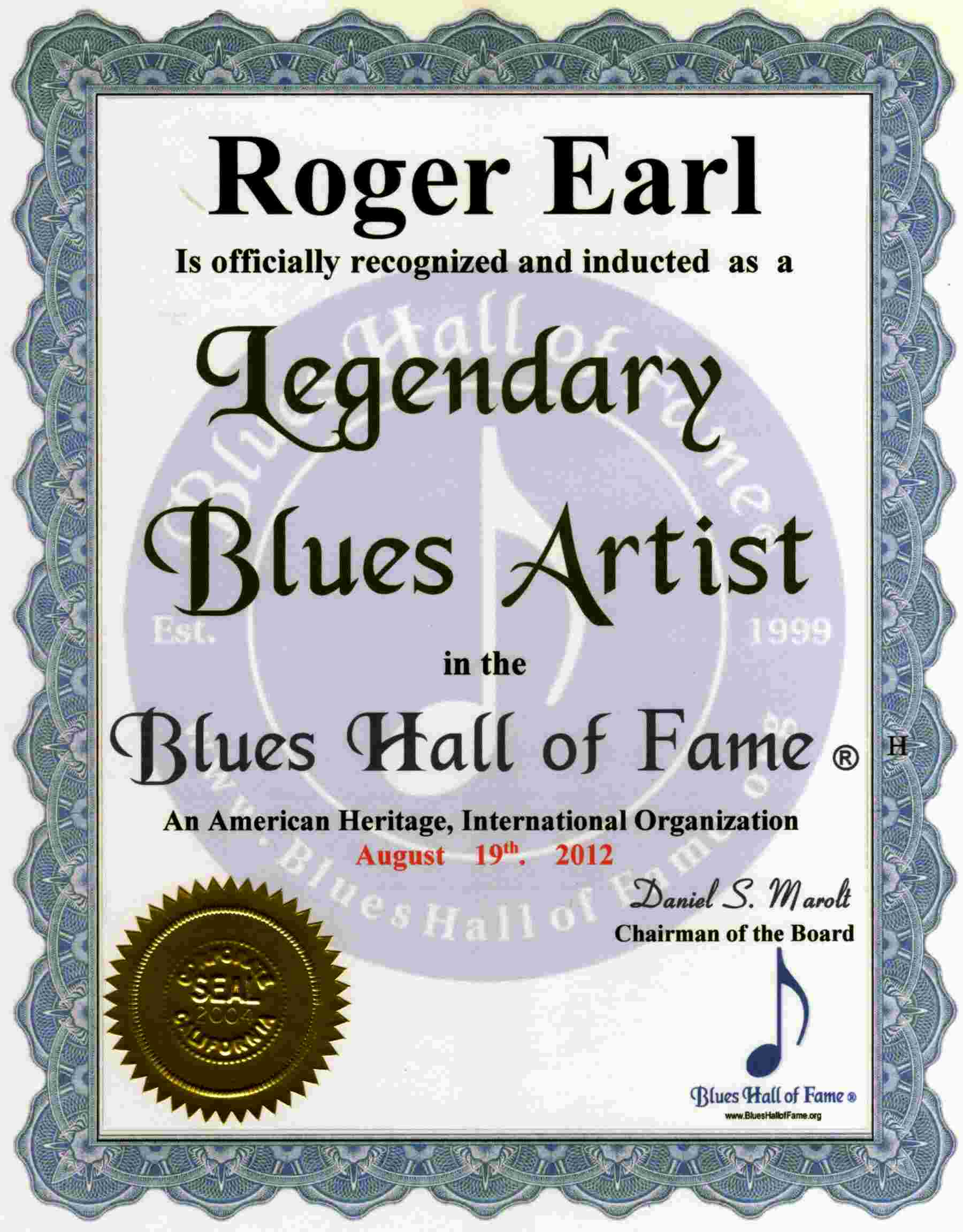 New york blues hall of fame inducted legendary master great blues artists of new york