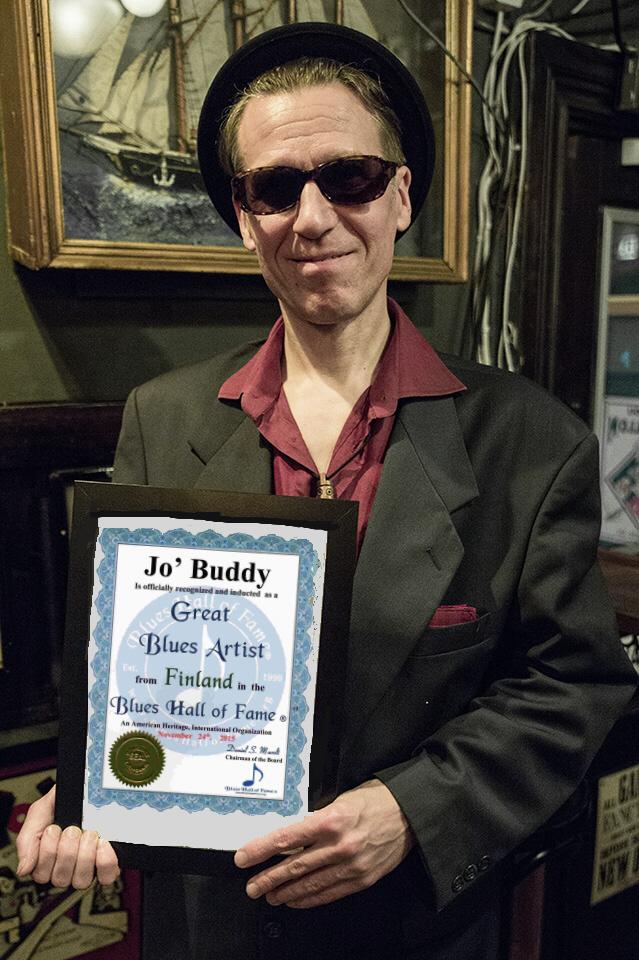 Jo Buddy